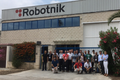Visitamos Robotnik, al menos la fachada